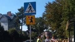 Bezpieczna droga do szkoły w Nowym Dworze Gdańskim