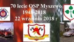 Jubileusz 70 - lecia OSP Myszewo. Zobacz program obchodów.
