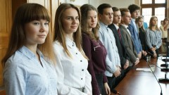 Młodzieżowa Rada Miasta Malborka VIII kadencji rozpoczęła prace.