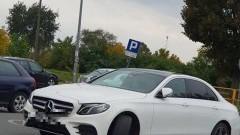 Parkowanie pod drzwiami marketu? Czemu nie. Malborski Mistrz (nie tylko) parkowania.