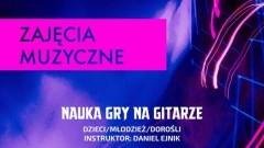 Zapraszamy na zajęcia muzyczne w Ostaszewie.