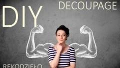 Kreatywna ja: Warsztaty decoupage dla kobiet w Dzierzgoniu