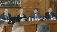 Plan dla Kałdowa i zgoda na kredyt. Burzliwa dyskusja podczas L sesji Rady Miasta Malborka.