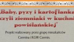 Ziemniaki w kuchni powiślańskiej. Zapraszamy na warsztaty kulinarne w Czerninie.
