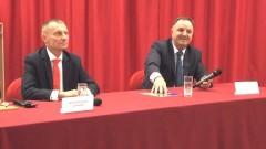 Jacek Michalski czy Romuald Rutkowski - kto wygrał? Debata z kandydatami na burmistrza Nowego Dworu Gdańskiego. Czekamy na Państwa komentarze (retransmisja nagrania)