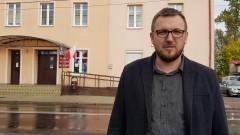 Robert Zieliński wójt elekt komentuje wygrane wybory samorządowe w Gminie Sztutowo.