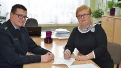 Nowy Dwór Gdański: Współpraca Zespołu Szkół nr 2 z Komendą Powiatową Państwowej Straży Pożarnej - innowacja pedagogiczna