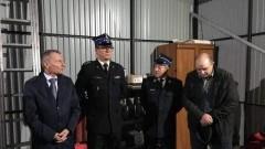 Gmina Nowy Dwór Gdański: Nowy sprzęt dla OSP Kmiecin