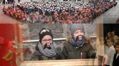 Ponad 1300 osób odśpiewało hymn w Dzierzgoniu. Szkolne obchody 100. rocznicy odzyskania niepodległości.