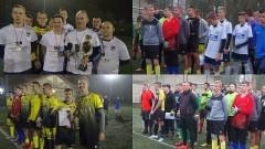 Nowy Staw. Sportowy duch rywalizacji na setną rocznicę odzyskania niepodległości przez Polskę.