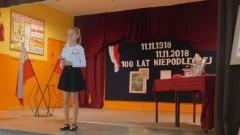 Międzyszkolny Konkurs Piosenki i Pieśni Patriotycznej w Malborku.