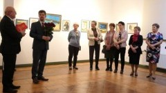 "Malbork: ""Paleta artystów"" w Galerii Nova"