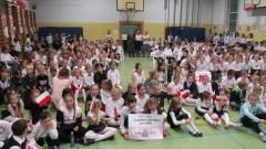 Świętowanie stulecia Niepodległej Polski w malborskiej Szkole Podstawowej nr 2