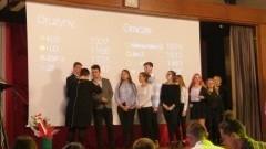 Sukces II LO z Malborka na Jubileuszowym Powiatowym Konkursie Wiedzy
