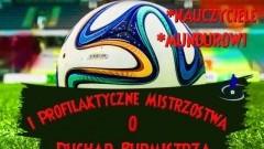 I Profilaktyczne Mistrzostwa o Puchar Burmistrza Dzierzgonia.
