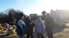Gmina Sztutowo: Robocze spotkanie w sprawie cmentarza