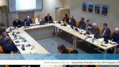 II sesja Rady Miejskiej w Sztumie. Zobacz na żywo