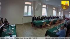 II sesja Rady Gminy Stary Targ