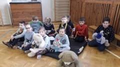 Święto Pluszowego Misia w Zespole Szkół w Stegnie