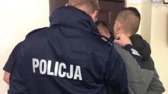 Malbork: Para 18-latków odpowie za kradzież auta i posiadanie narkotyków.