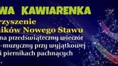 Zimowa Kawiarenka: Przedświąteczne spotkanie w Nowym Stawie.