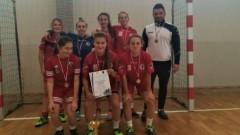 Zawodniczki z Malborka mistrzyniami futsalu.