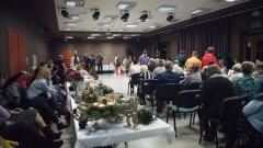 Sztum: Nowe trendy w aranżacji stołów bożonarodzeniowych