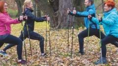 """""""Spacer po zdrowie - Zaproś swojego lekarza"""": Kolejne warsztaty Nordic Walking w Malborku"""