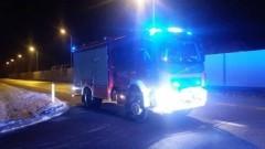 Jazowa: Pożar, którego nie było. Nieuzasadnione wezwanie strażaków.