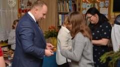 Nowy Dwór Gdański: Spotkanie wigilijne w świetlicy socjoterapeutycznej