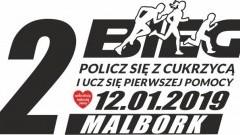 """2. Bieg """"Policz się z cukrzycą"""" w Malborku."""
