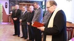 Malbork: Spotkanie opłatkowe w Komendzie Powiatowej Policji