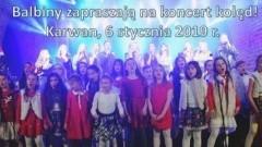 Charytatywny koncert kolęd na rzecz Szymona Mazurczaka