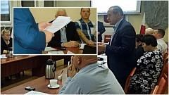Rezygnacja Zbigniewa Przybysza z funkcji radnego. Budżet Dzierzgonia na 2019 rok został przyjęty.