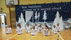 Wigilia w Zespole Szkół w Tujsku