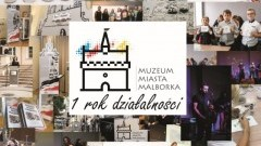 Dyrektor Muzeum Miasta Malborka podsumowuje rok działalności.