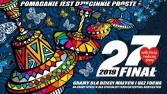 27 Finał Wielkiej Orkiestry Świątecznej Pomocy w Nowym Dworze Gdańskim.
