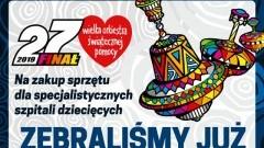 27 Finał WOŚP w Sztumie. Początek liczenia zebranych pieniędzy.