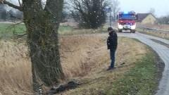 Trzcinisko: Zwłoki w kanale. Na miejscu prokurator i policja.