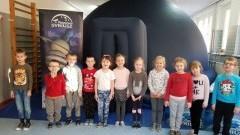 """Jantar: Pokaz mobilnego planetarium """"Syriusz"""" w Szkole Podstawowej"""