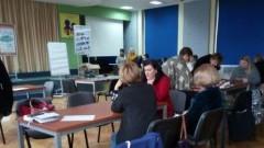 Spotkanie sieci współpracy i samokształcenia nauczycieli bibliotekarzy szkół powiatu malborskiego i sztumskiego