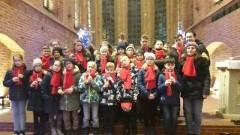 Uczniowie z SP Lubieszewo wzięli udział w IX Spotkaniach Flażolecistów w Szczecinie