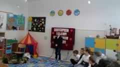 Dzień Babci i Dziadka w Szkole Podstawowej w Mikoszewie.