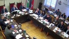 I sesja Rady Powiatu w Nowym Dworze Gdańskim. Na żywo.