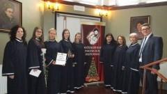 """III miejsce malborskiego chóru """"Cantate Domino"""" na XIV Ogólnopolskim Konkursie Kolęd i Pastorałek"""