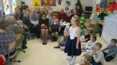 Mikoszewo: Dzień Babci i Dziadka w zerówce