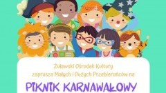 Piknik Karnawałowy dla Dzieci w Nowym Dworze Gdańskim.