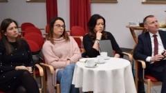 """Warsztaty dla przedstawicieli członków Lokalnej Grupy Rybackiej """"Rybacka Brać Mierzei"""""""