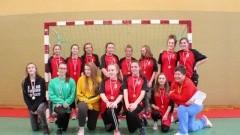 Sztutowo: I miejsce drużyny Szkoły Podstawowej na Mistrzostwach Powiatu w Piłce Ręcznej Dziewcząt.