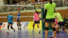 Nowy Dwór Gdański: Miejska Liga Piłki Siatkowej Kobiet finał rozgrywek.